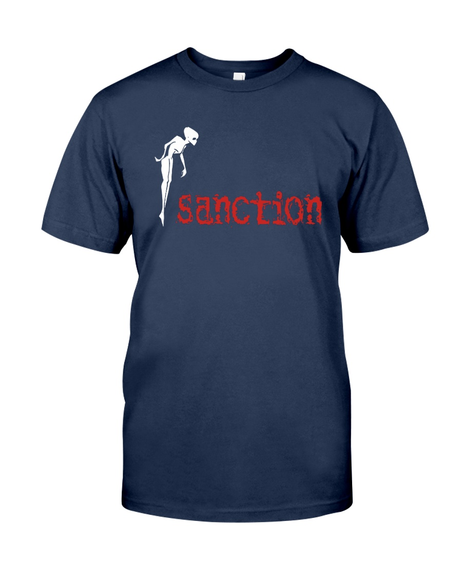 Sanction How Much Longer Will I Witness Shirt Classic T-Shirt