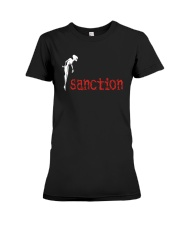 Sanction How Much Longer Will I Witness Shirt Premium Fit Ladies Tee thumbnail