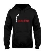 Sanction How Much Longer Will I Witness Shirt Hooded Sweatshirt thumbnail