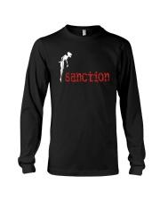 Sanction How Much Longer Will I Witness Shirt Long Sleeve Tee thumbnail
