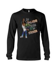 Black Magic Girl Phenomenal My Melanin Game Shirt Long Sleeve Tee thumbnail