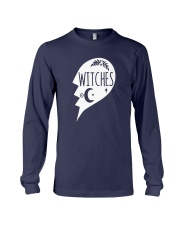Half Heart Witches Shirt Long Sleeve Tee thumbnail