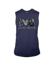 Peace Love Dark Side Shirt Sleeveless Tee thumbnail