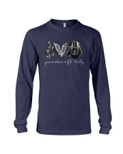 Peace Love Dark Side Shirt Long Sleeve Tee thumbnail