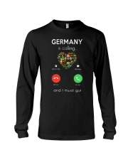 Germany Is Calling And I Must Go Shirt Long Sleeve Tee thumbnail