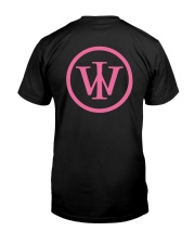 WI Stamp Shirt Classic T-Shirt back