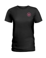 WI Stamp Shirt Ladies T-Shirt thumbnail
