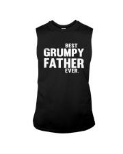 Best Grumpy Father Ever Shirt Sleeveless Tee thumbnail