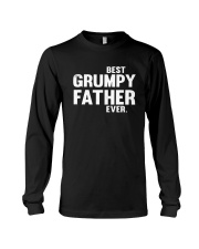 Best Grumpy Father Ever Shirt Long Sleeve Tee thumbnail
