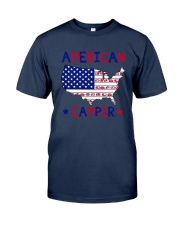 Independence Day 4th Of July American Shirt Classic T-Shirt tile