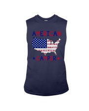 Independence Day 4th Of July American Shirt Sleeveless Tee thumbnail