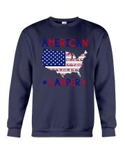 Independence Day 4th Of July American Shirt Crewneck Sweatshirt thumbnail
