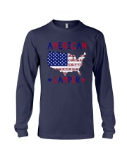 Independence Day 4th Of July American Shirt Long Sleeve Tee thumbnail