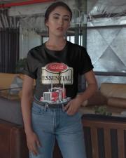 Trucker Peterbilt Essential Shirt Classic T-Shirt apparel-classic-tshirt-lifestyle-05