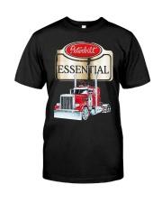 Trucker Peterbilt Essential Shirt Classic T-Shirt front