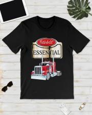 Trucker Peterbilt Essential Shirt Classic T-Shirt lifestyle-mens-crewneck-front-17