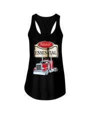Trucker Peterbilt Essential Shirt Ladies Flowy Tank thumbnail