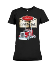 Trucker Peterbilt Essential Shirt Premium Fit Ladies Tee thumbnail