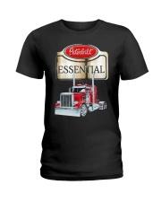 Trucker Peterbilt Essential Shirt Ladies T-Shirt thumbnail