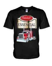 Trucker Peterbilt Essential Shirt V-Neck T-Shirt thumbnail