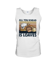 Vintage All You Knead Is Loaves Shirt Unisex Tank thumbnail