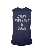 Wreck Everyone And Leave Roman Reigns T Shirt Sleeveless Tee thumbnail