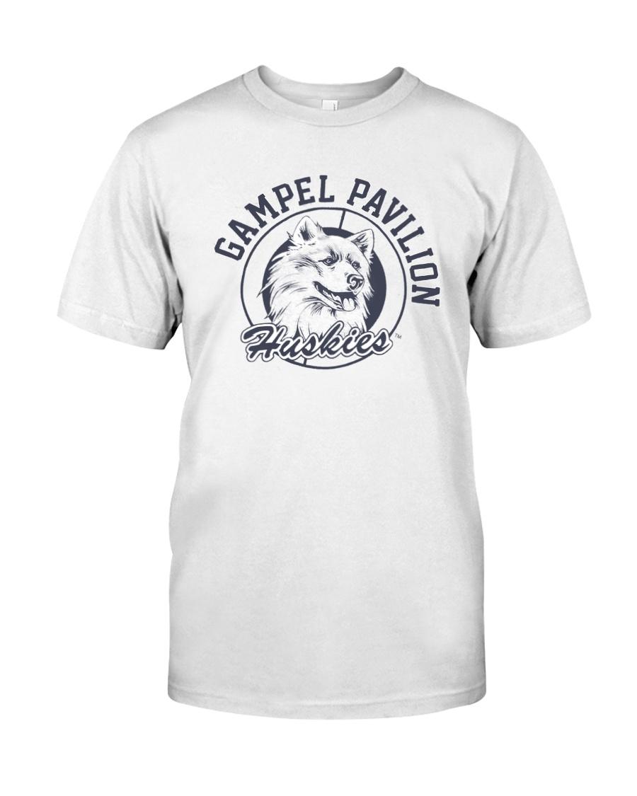 Gampel Pavilion Huskies Shirt Classic T-Shirt