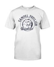 Gampel Pavilion Huskies Shirt Classic T-Shirt front
