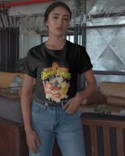 Mighty Claaws Pawer Rangers Shirt Classic T-Shirt apparel-classic-tshirt-lifestyle-05