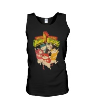 Mighty Claaws Pawer Rangers Shirt Unisex Tank thumbnail
