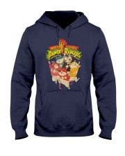 Mighty Claaws Pawer Rangers Shirt Hooded Sweatshirt thumbnail