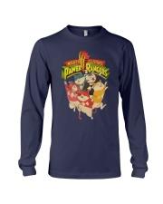 Mighty Claaws Pawer Rangers Shirt Long Sleeve Tee thumbnail