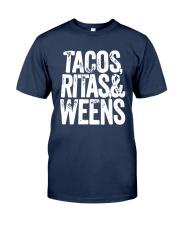 Tacos Ritas And Weens Shirt Classic T-Shirt tile