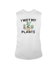 I Wet My Plants Shirt Sleeveless Tee thumbnail