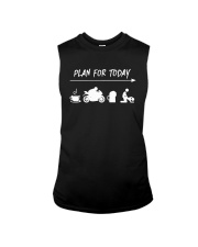 Plan For Today Coffee Motor Beer And Sex Shirt Sleeveless Tee thumbnail