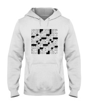 Spot On A Shirt Crossword Clue Hooded Sweatshirt thumbnail