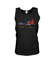 Your Son My Son Truck Shirt Unisex Tank thumbnail