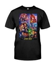 All Characters Signatures Star Trek Shirt Premium Fit Mens Tee thumbnail