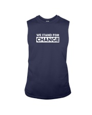 Arsenal We Stand For Change Shirt Sleeveless Tee thumbnail