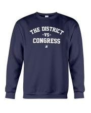 The District Vs Congress Shirt Crewneck Sweatshirt thumbnail