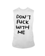 Don't Fuck With Me I Will Cry Shirt Sleeveless Tee tile