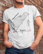 Hippopo Tenuse Adjacent Opposite Shirt Classic T-Shirt apparel-classic-tshirt-lifestyle-26