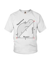 Hippopo Tenuse Adjacent Opposite Shirt Youth T-Shirt thumbnail
