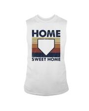 Vintage Baseball Home Sweet Home Shirt Sleeveless Tee thumbnail