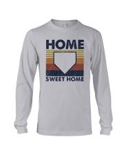 Vintage Baseball Home Sweet Home Shirt Long Sleeve Tee thumbnail