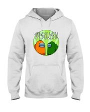 Among Us Discuss Shirt Hooded Sweatshirt thumbnail