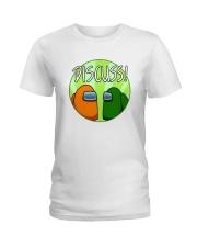 Among Us Discuss Shirt Ladies T-Shirt thumbnail