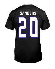 Garth Brooks Wears Sanders Shirt Classic T-Shirt back