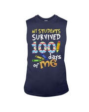 My Students Survived 100 Days Of Me Shirt Sleeveless Tee thumbnail