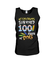 My Students Survived 100 Days Of Me Shirt Unisex Tank thumbnail